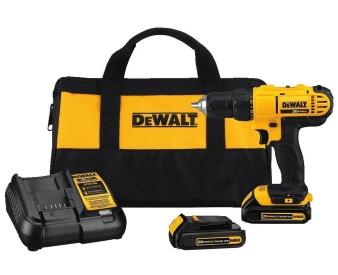DEWALT DCD771C2 Drill Driver Kit